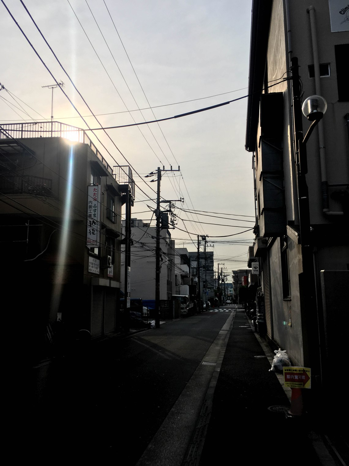 haneda tokyo run scenery 1 travel