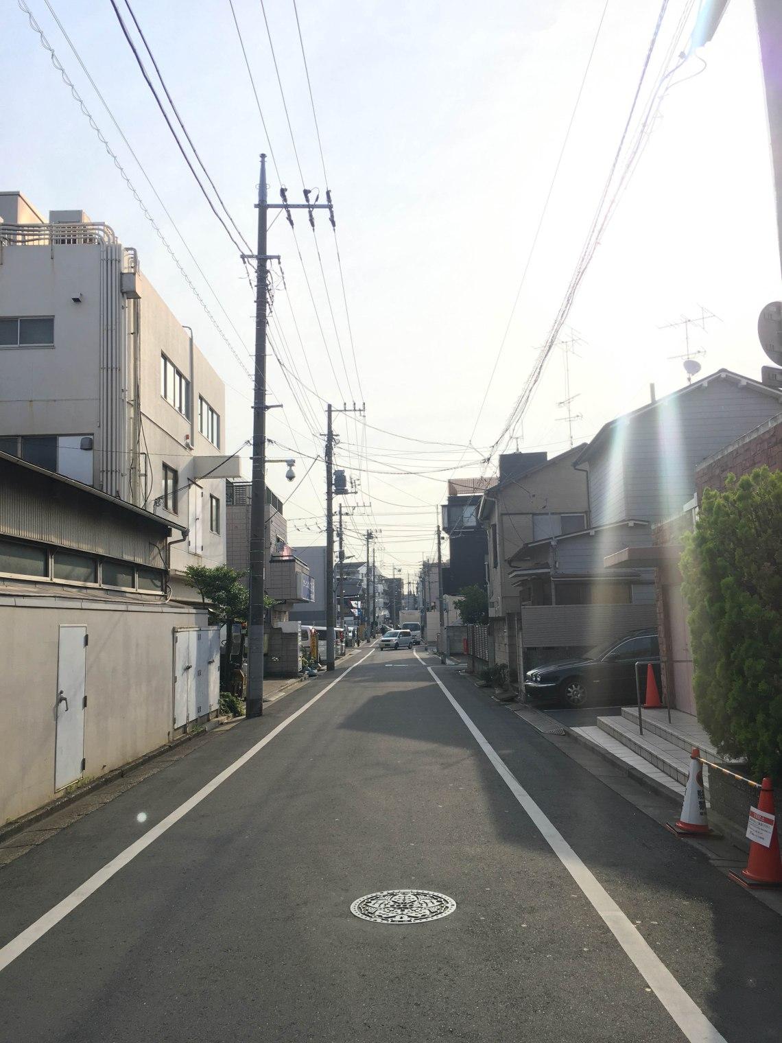 haneda tokyo run scenery 3