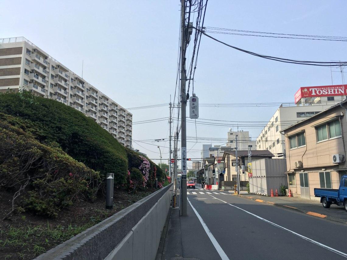 haneda tokyo run scenery 5
