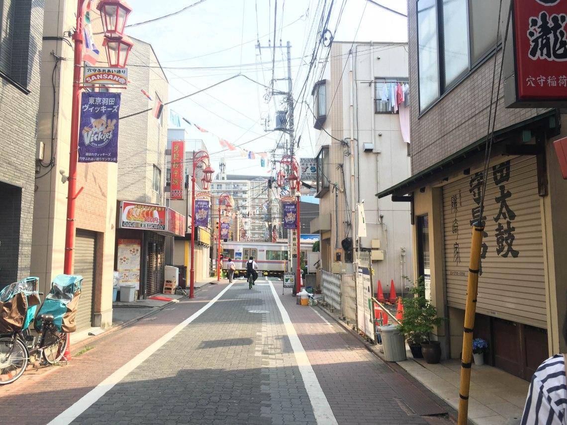 haneda tokyo run scenery 6