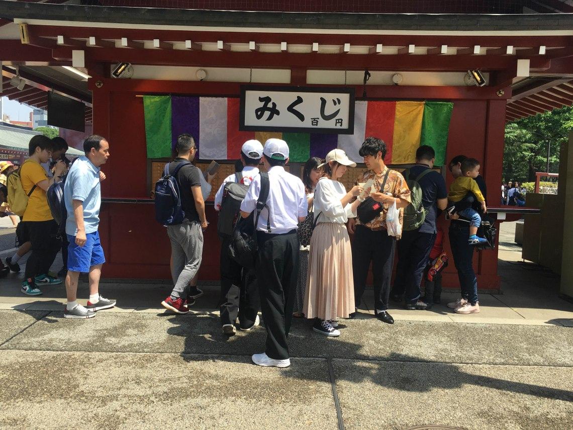 asakusa sensoji temple tokyo japan charms