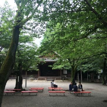 Yasukuni Shrine Kudanshita Tokyo Japan 6