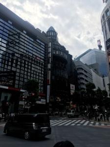 Streets of Shibuya Tokyo Japan 1