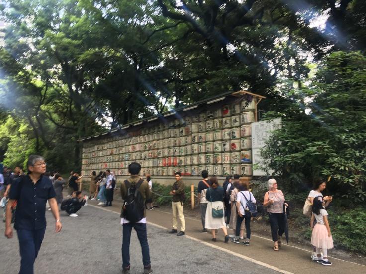 Meiji Jingu Tokyo Japan 3