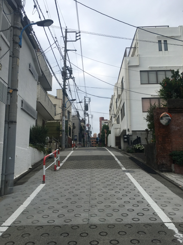 Yotsuya street view Tokyo Japan 1