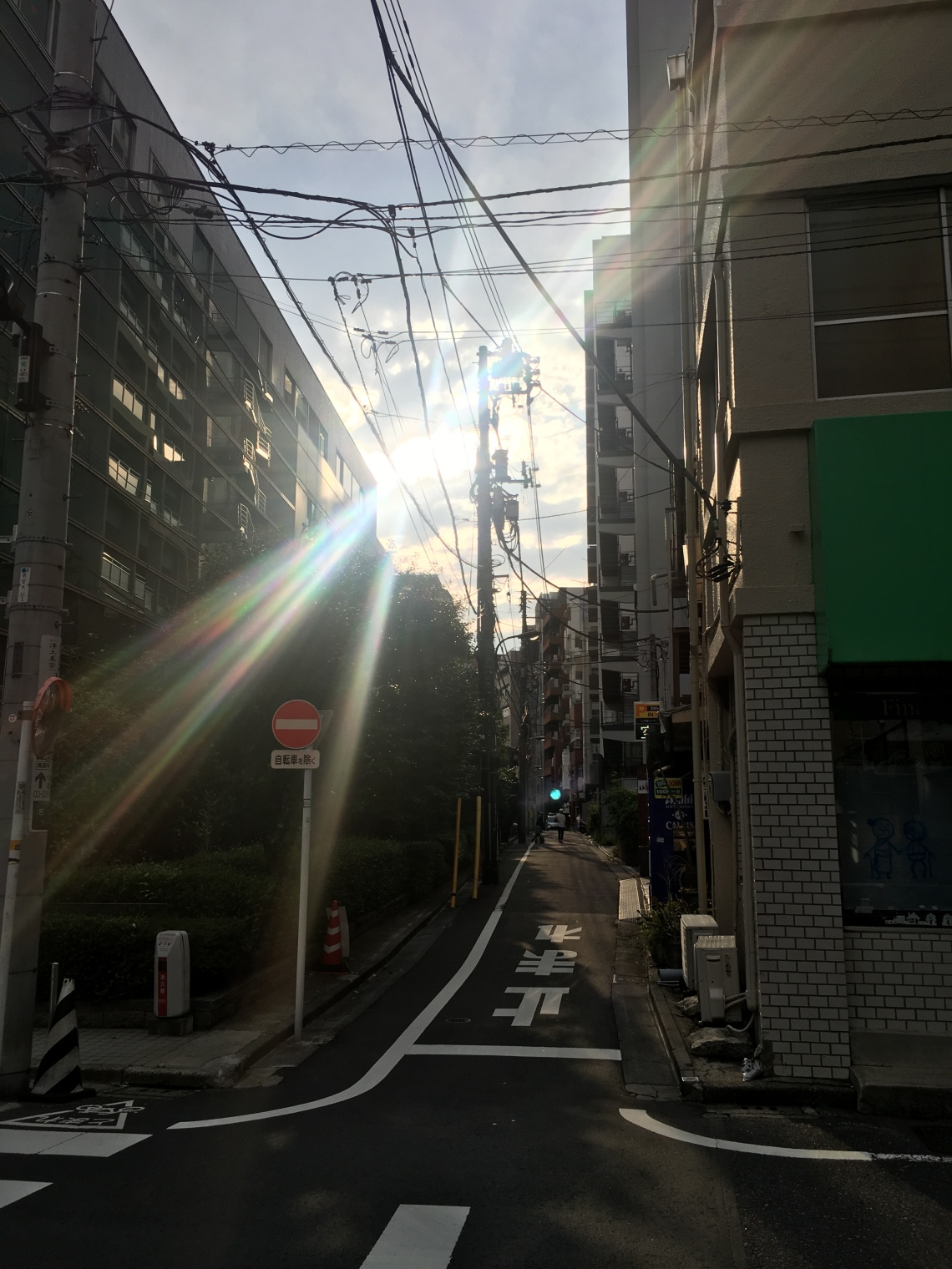 Yotsuya street view Tokyo Japan 2