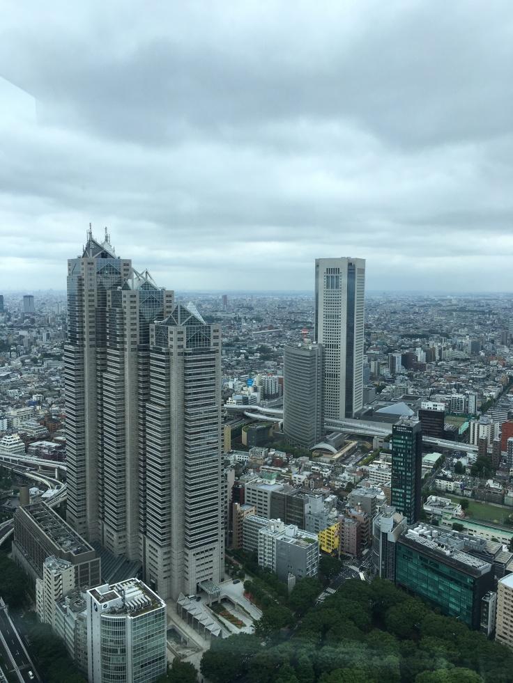 Tokyo Metropolitan Government Building Japan 2