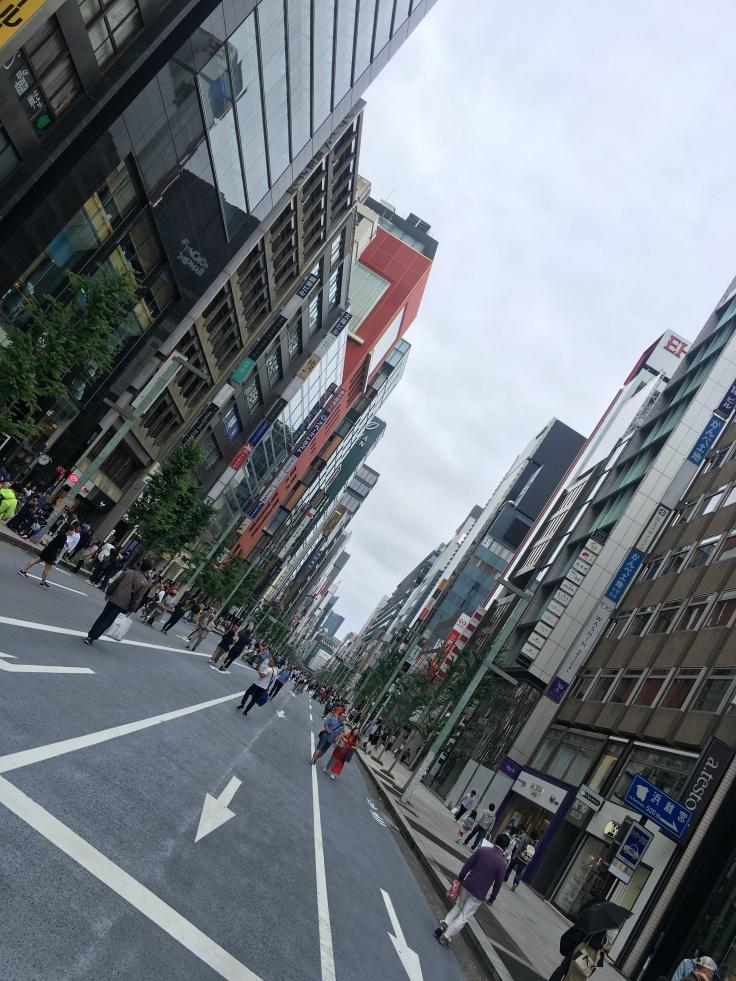 Ginza Tokyo Japan 1