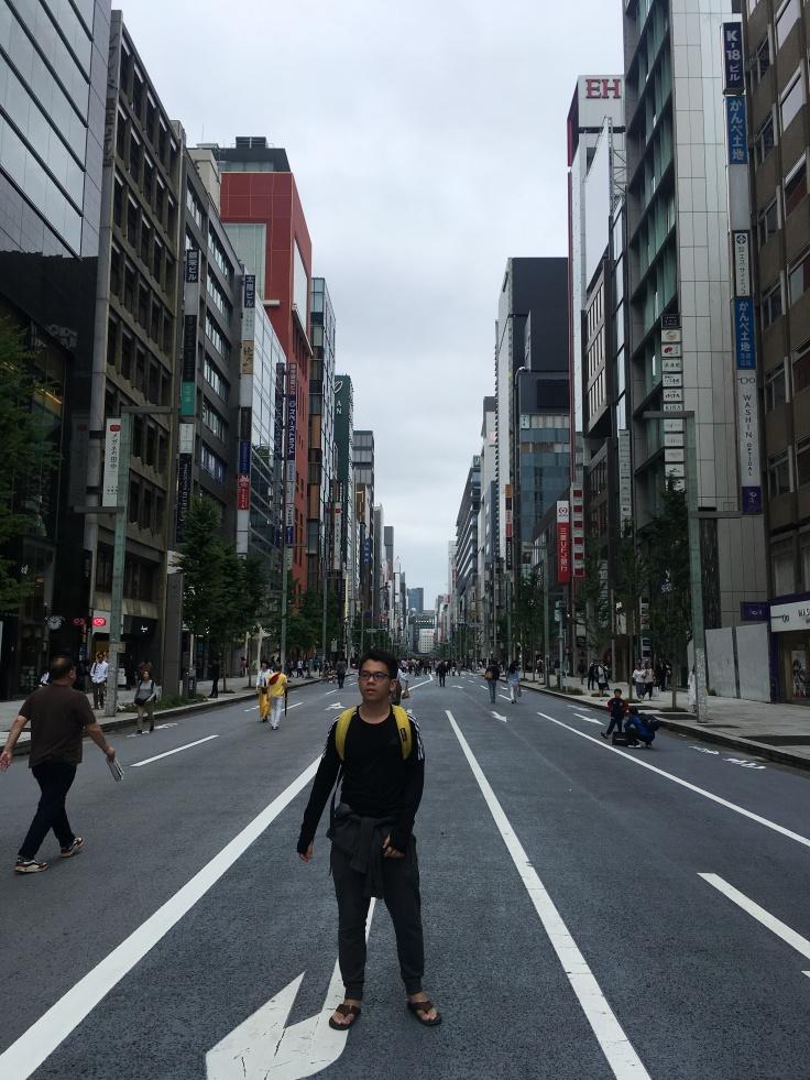 Ginza Tokyo Japan 2
