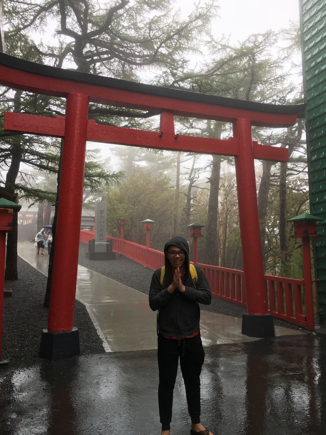 Fifth Outpost at Mount Fuji Japan 2
