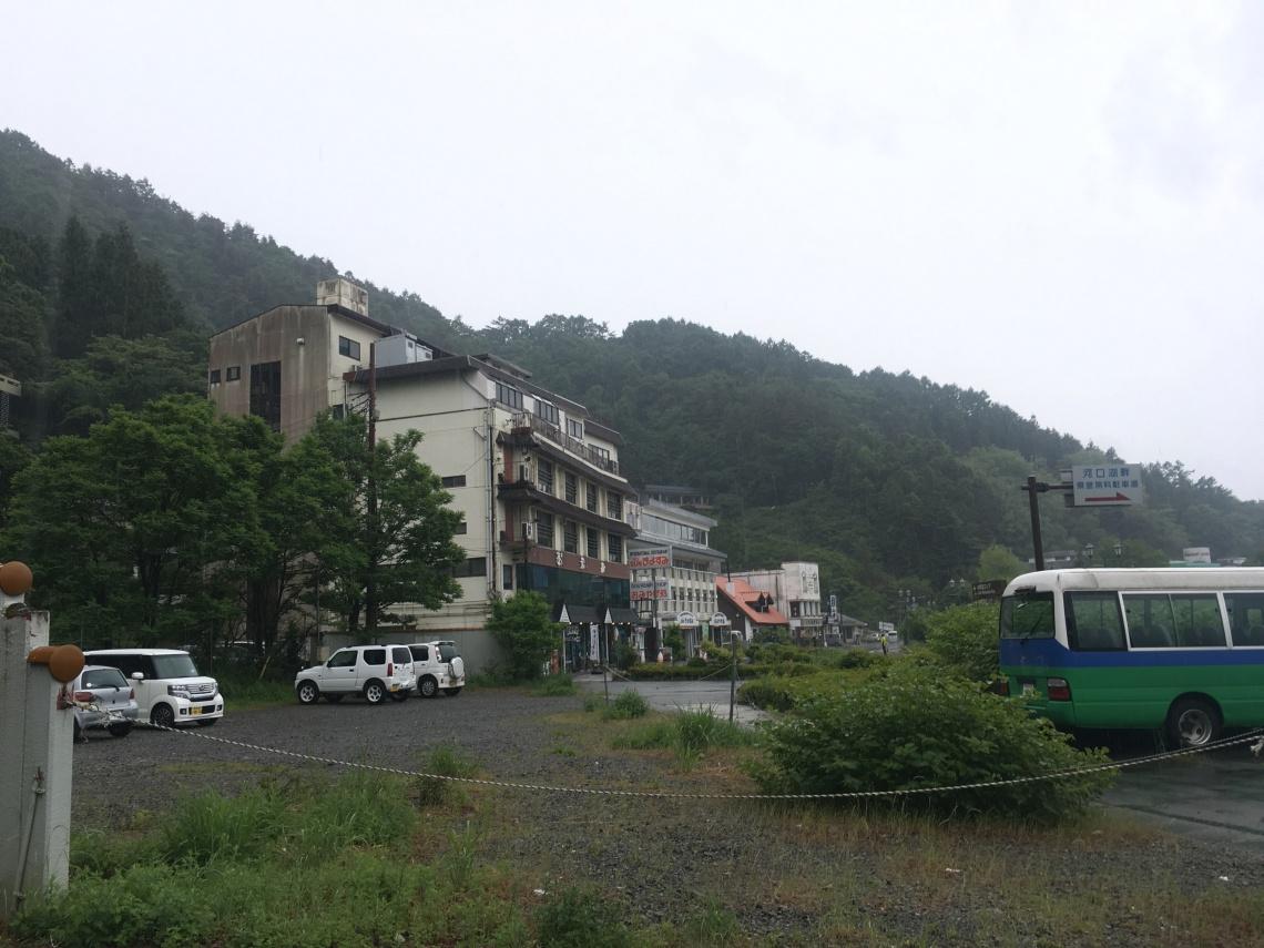 Highlands town of Mount Fuji 1