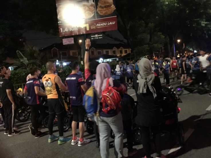 NPE Half Marathon Run 2