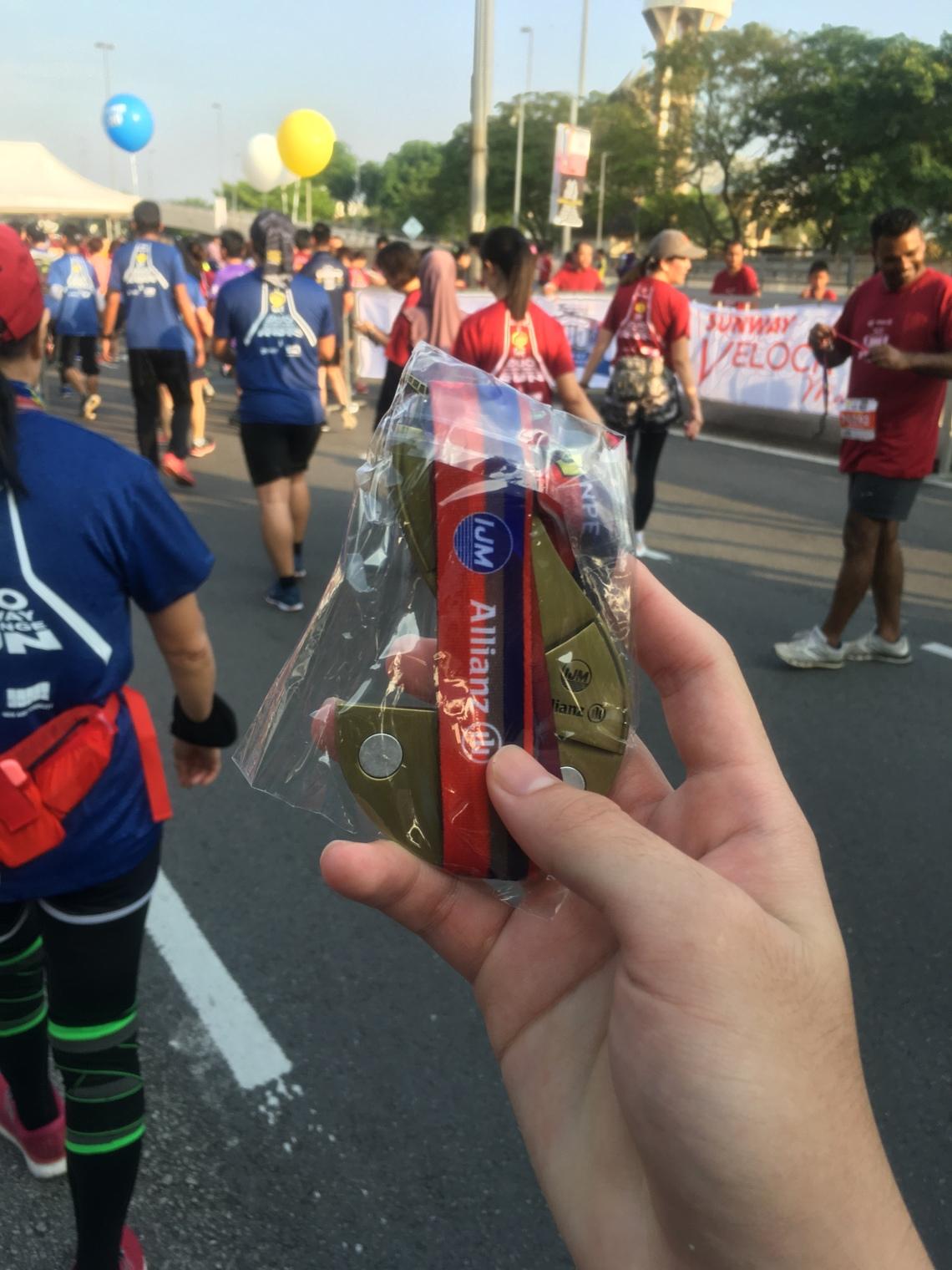 NPE Half Marathon Run 3