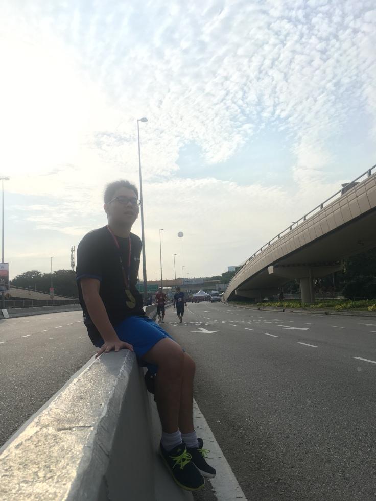 NPE Half Marathon Run 5
